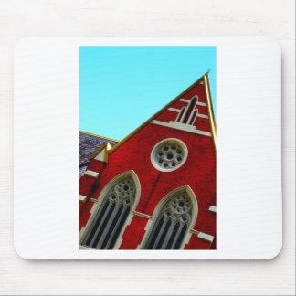 CHURCH BRISBANE QUEENSLAND AUSTRALIA MOUSE PAD