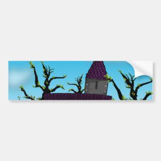 church car bumper sticker