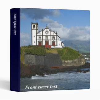 Church by the sea 3 ring binders