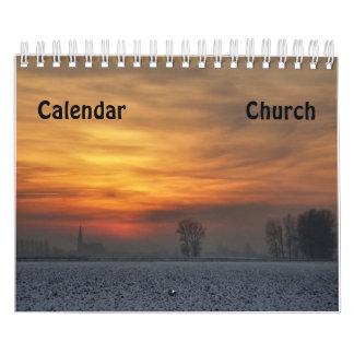 Church Calendar