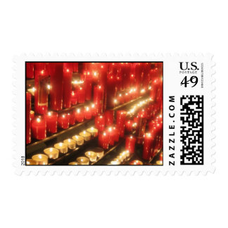 church candles postage