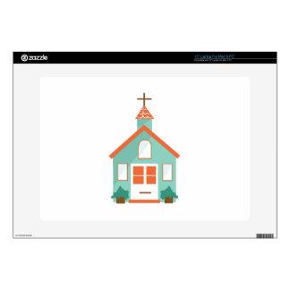 "Church Chapel Skins For 15"" Laptops"