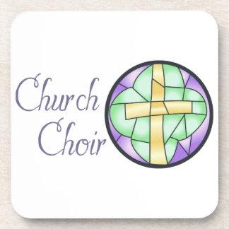 Church Choir Beverage Coaster