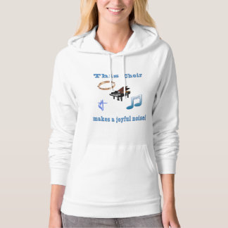 Church choir hoodie