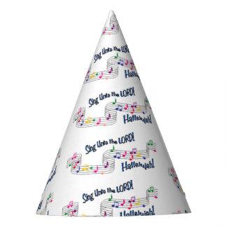 Church Choir Party Hat