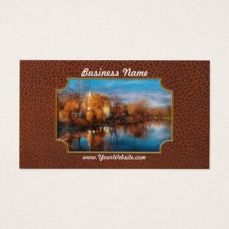 Church - Clinton United Methodist Church Business Card
