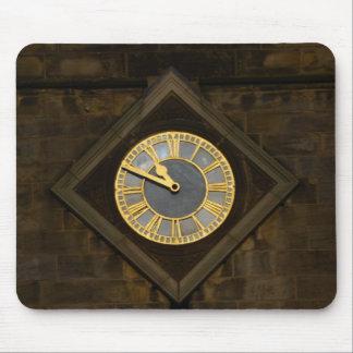 Church Clock Mouse Pad