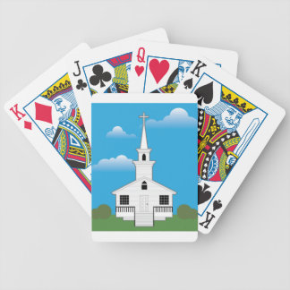 Church Color Bicycle Playing Cards