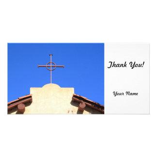 Church Cross Card
