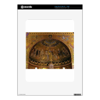Church dome arch temple skin for iPad