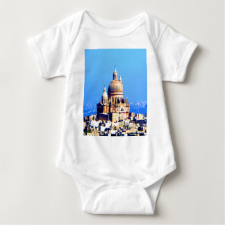 church dome sublime city baby bodysuit