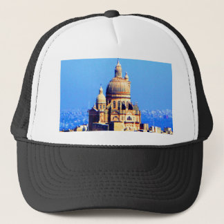 church dome sublime city trucker hat