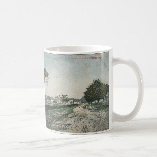 Church Family Shaker Postcard Mug