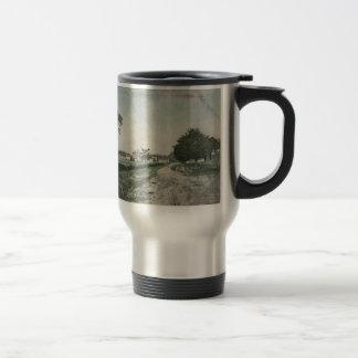 Church Family Shaker Postcard Mug - Thermal