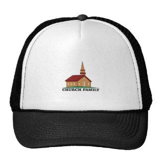church family trucker hat