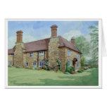 Church Farm, Ditton Priors. Card