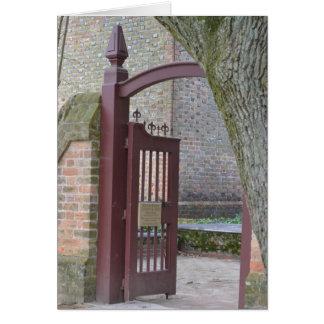 Church Gateway Card