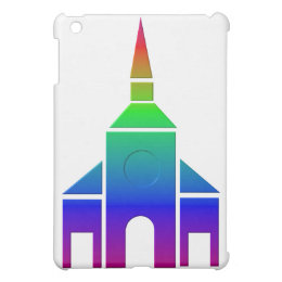 Church - God's House iPad Mini Cases