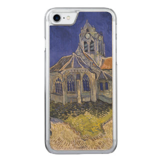 Church in Auvers-sur-Oise by Vincent Van Gogh Carved iPhone 7 Case