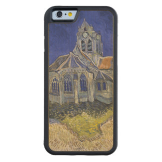 Church in Auvers-sur-Oise by Vincent Van Gogh Carved® Maple iPhone 6 Bumper