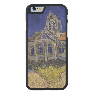 Church in Auvers-sur-Oise by Vincent Van Gogh Carved® Maple iPhone 6 Case