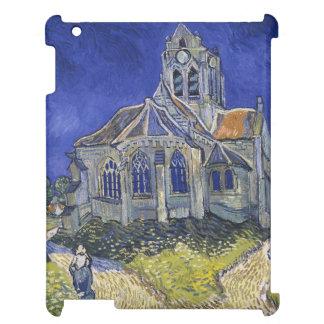 Church in Auvers-sur-Oise by Vincent Van Gogh iPad Cases