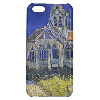 Church in Auvers-sur-Oise by Vincent Van Gogh iPhone 5C Cover