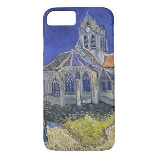 Church in Auvers-sur-Oise by Vincent Van Gogh iPhone 7 Case