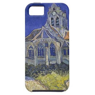 Church in Auvers-sur-Oise by Vincent Van Gogh iPhone SE/5/5s Case