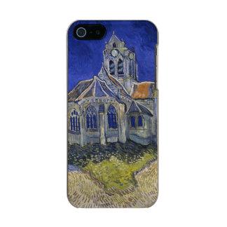 Church in Auvers-sur-Oise by Vincent Van Gogh Metallic iPhone SE/5/5s Case