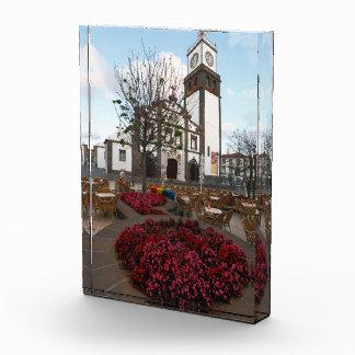 Church in Azores Acrylic Award