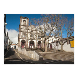 Church in Azores Card
