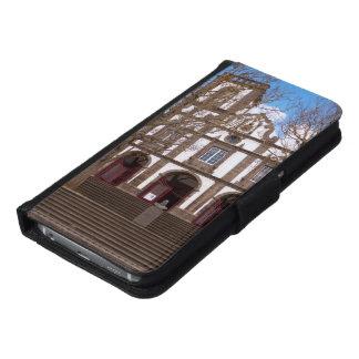 Church in Azores islands Samsung Galaxy S6 Wallet Case