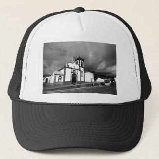 Church in Azores Trucker Hat