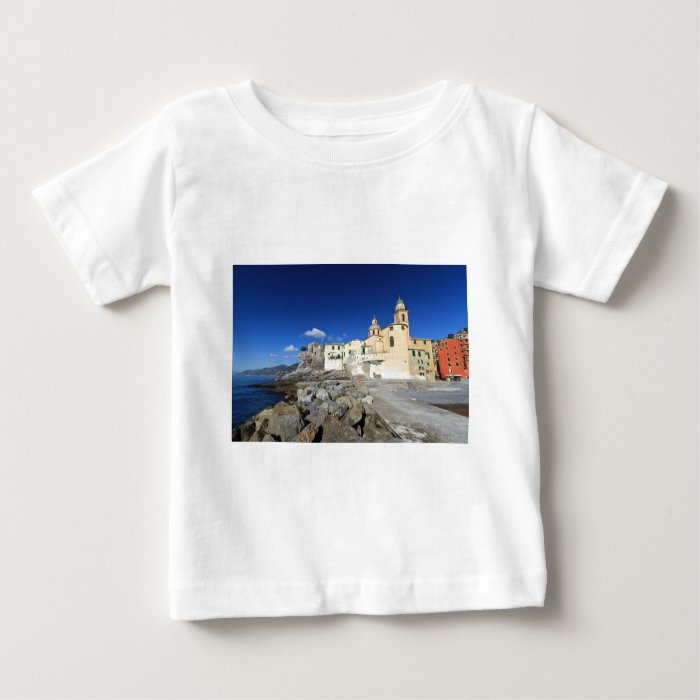 Church in Camogli Baby T-Shirt