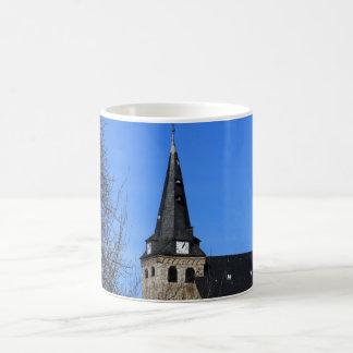church in early spring 2 coffee mug