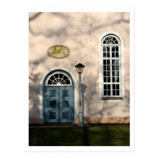 Church in Fischerhude Postcard