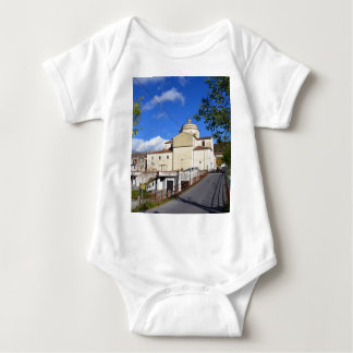 Church In Laino Borgo Baby Bodysuit