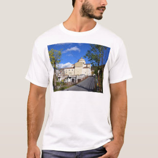 Church In Laino Borgo T-Shirt