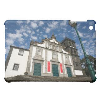 Church in Ribeira Grande iPad Mini Cover