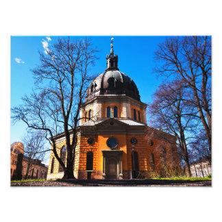 Church  in Sweden Photo Print