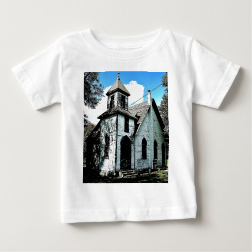 Church in the Forest T-shirts