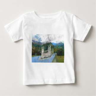 Church In The Mountains Baby T-Shirt
