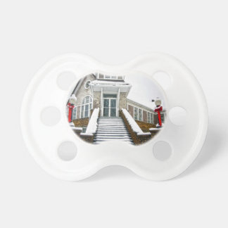 Church in the Snow Pacifier