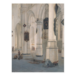 Church Interior Postcards