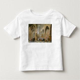 Church interior toddler t-shirt