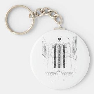 Church Keychain