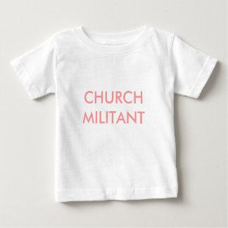 CHURCH MILITANT - INFANT GIRL BABY T-Shirt