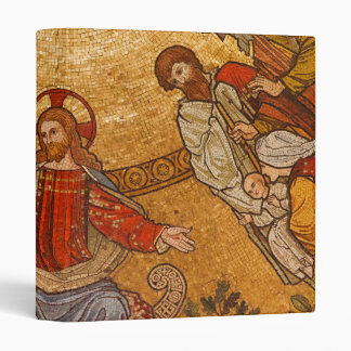 Church Mosaic - Jesus Christ Binder