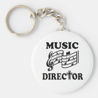 CHURCH MUSIC DIRECTOR KEYCHAIN